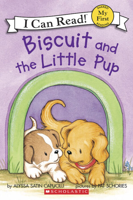 Biscuit-My First I Can Read!™: Biscuit and the Little Pup