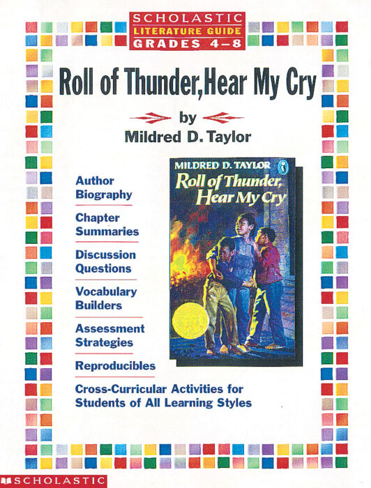 Literature Guide: Roll of Thunder, Hear My Cry