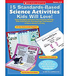 15 Standards-Based Science Activities Kids Will Love!