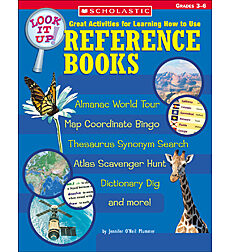Look It Up! Great Activities for Learning How to Use Reference Books