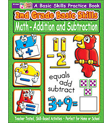 2nd Grade Basic Skills: Math: Addition and Subtraction