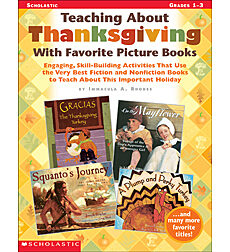 Teaching About Thanksgiving With Favorite Picture Books