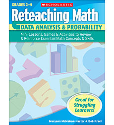 Reteaching Math: Data Analysis & Probability