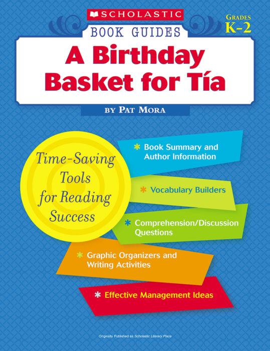 Book Guide: A Birthday Basket for Tía