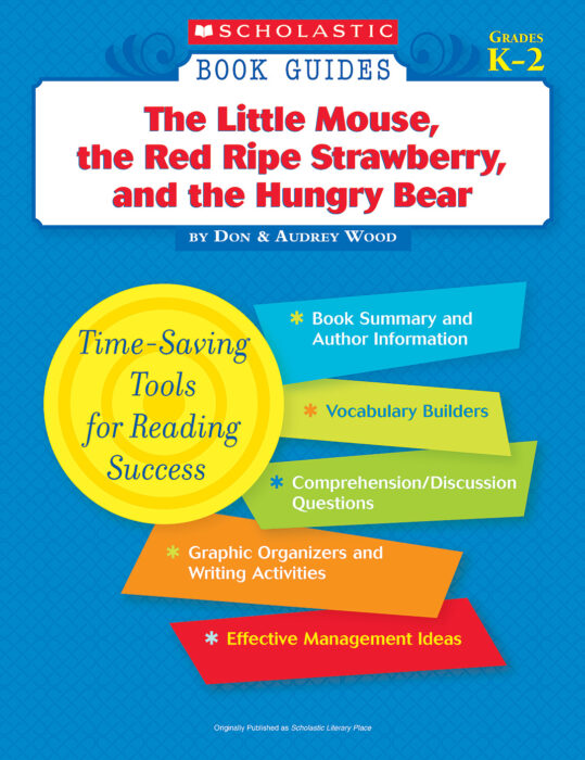 Book Guide: The Little Mouse...