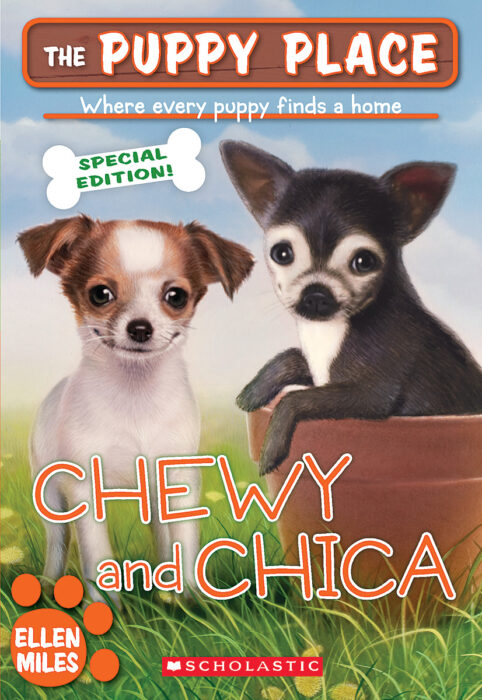 The Puppy Place: Chewy and Chica