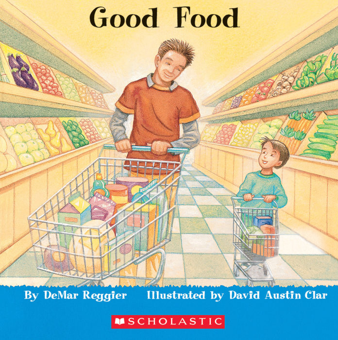 My First Reader: Good Food