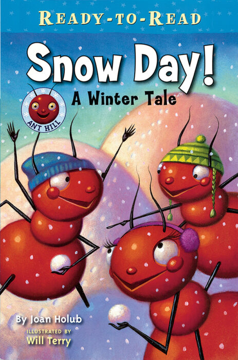 Ant Hill: Snow Day!