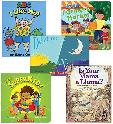 Early Literacy Favorites 4 Pack