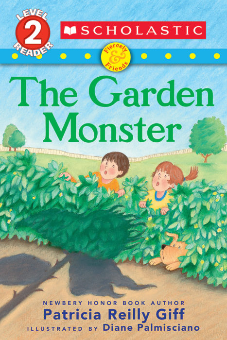 The Garden Monster