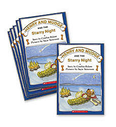 Guided Reading Set: Level J - Henry and Mudge and the Starry Night