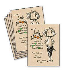 Guided Reading Set: Level M - Judy Moody
