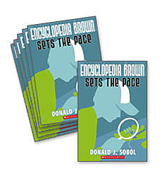 Guided Reading Set: Level O-Encyclopedia Brown Sets the Pace