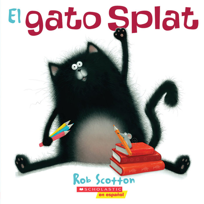 Splat the Cat: El gato Splat