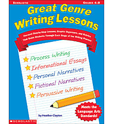 Great Genre Writing Lessons