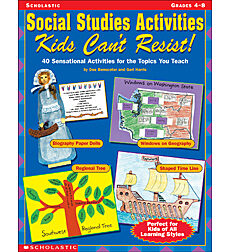Social Studies Activities Kids Can t Resist!
