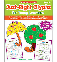 Just-Right Glyphs for Young Learners
