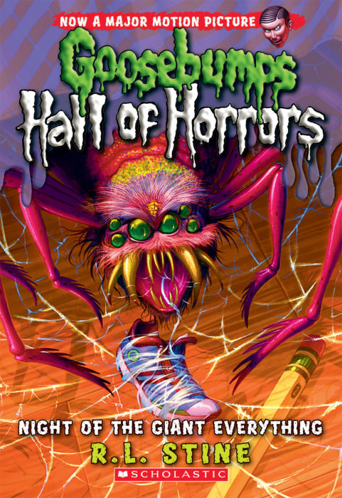 Goosebumps Horrorland-Hall of Horrors: Night of the Giant Everything