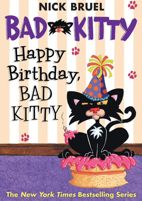 Happy Birthday Bad Kitty By Nick Bruel Scholastic Find info about kitty, puppy, uncle murray, and a ton of other funny folks! happy birthday bad kitty by nick bruel
