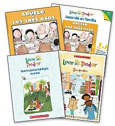 Read and Rise Family Conversations Kit Spanish 5-up