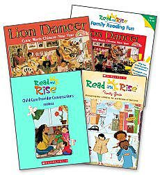 Read and Rise Child Care Conversations Kit English 5-up