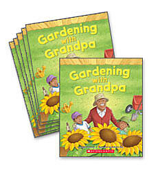 Guided Reading Set: Level G - Gardening with Grandpa