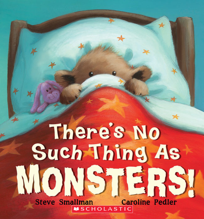 There's No Such Thing As Monsters!¶