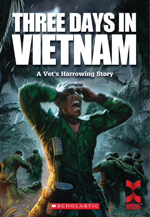 Xbooks-Total War: Three Days in Vietnam