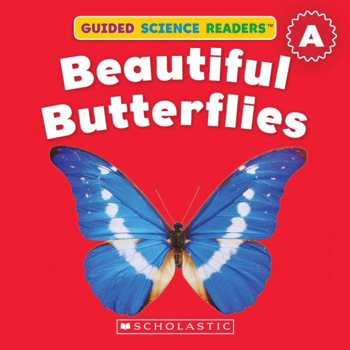 Guided Science Readers: Animals-Level A: Beautiful Butterflies
