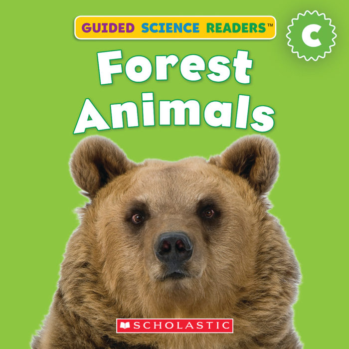 Guided Science Readers: Animals-Level C: Forest Animals