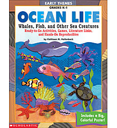 Early Themes: Ocean Life: Whales, Fish, and Other Sea Creatures