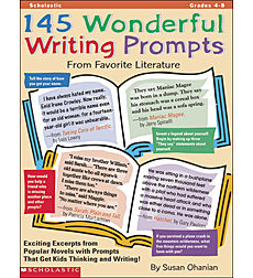 145 Wonderful Writing Prompts from Favorite Literature