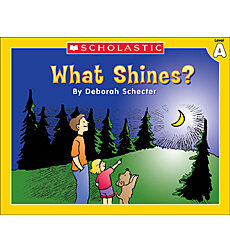 Little Leveled Readers: What Shines? (Level A)
