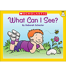 Little Leveled Readers: What Can I See? (Level A)