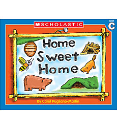 Little Leveled Readers: Home Sweet Home (Level C)