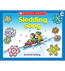 Little Leveled Readers: Sledding Song (Level C)
