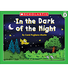 Little Leveled Readers: In The Dark Of The Night (Level D)