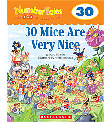 Number Tales: 30 Mice Are Very Nice