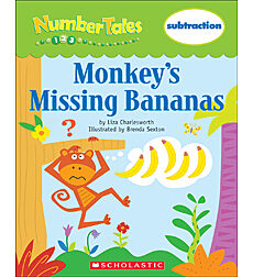 Number Tales: Monkey s Missing Bananas