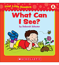 First Little Readers: What Can I See? (Level A)