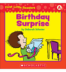 First Little Readers: Birthday Surprise (Level A)
