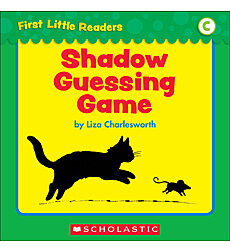 First Little Readers: Shadow Guessing Game (Level C)
