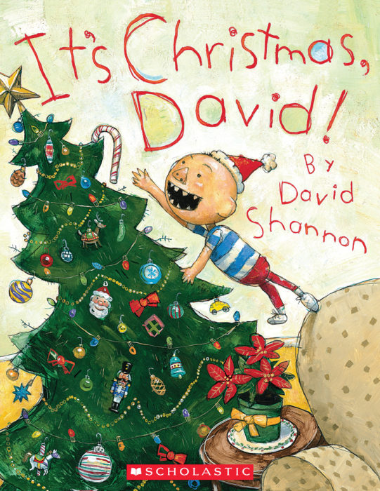 No, David!: It's Christmas, David!