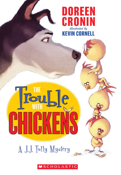 J.J. Tully Mysteries: The Trouble with Chickens
