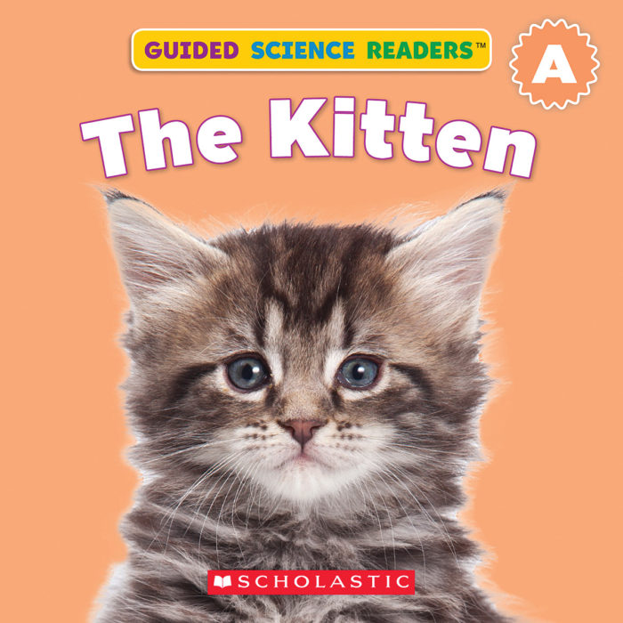 Guided Science Readers: Animals-Level A: The Kitten