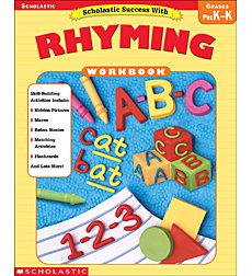 Scholastic Success With Rhyming