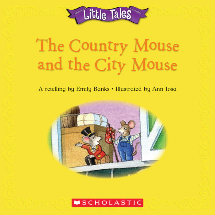 Country Mouse and the City Mouse, The