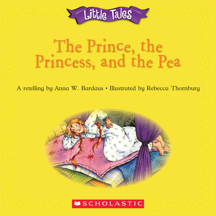 Little Tales: The Prince, the Princess, and the Pea