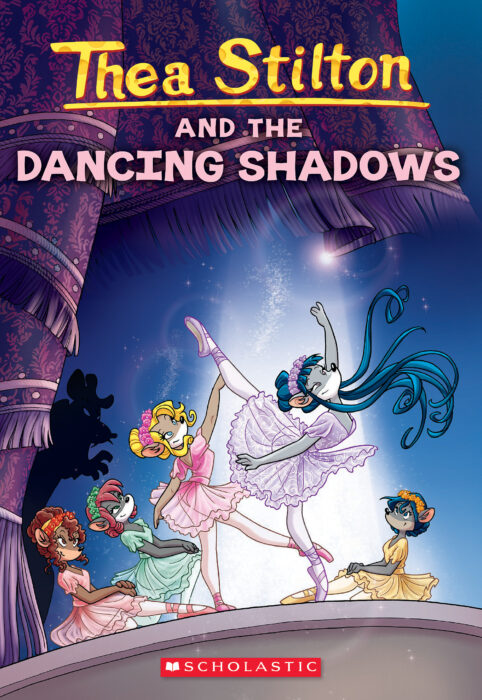 Geronimo Stilton-Thea Stilton: Thea Stilton and the Dancing Shadows