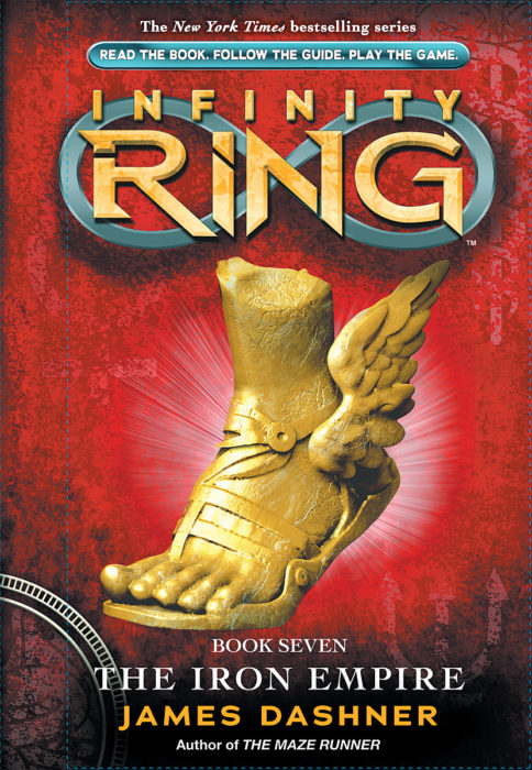 Infinity Ring: The Iron Empire